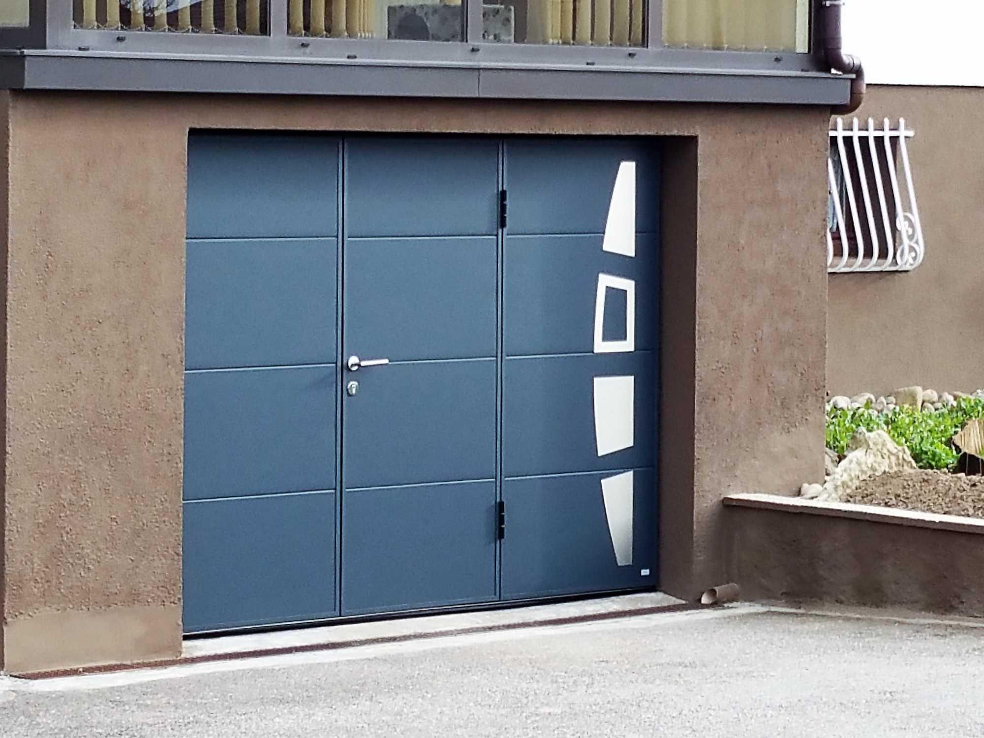 Vitale fen tres portes et volets mulhouse et colmar en for Porte de garage strasbourg